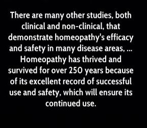 why homeopathy7