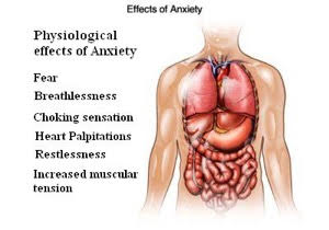 EFECTS OF ANXIETY