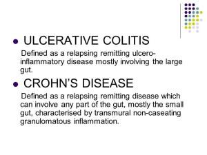 ULCERATIVE COLITIS AND CROHN'S DISEASE 2
